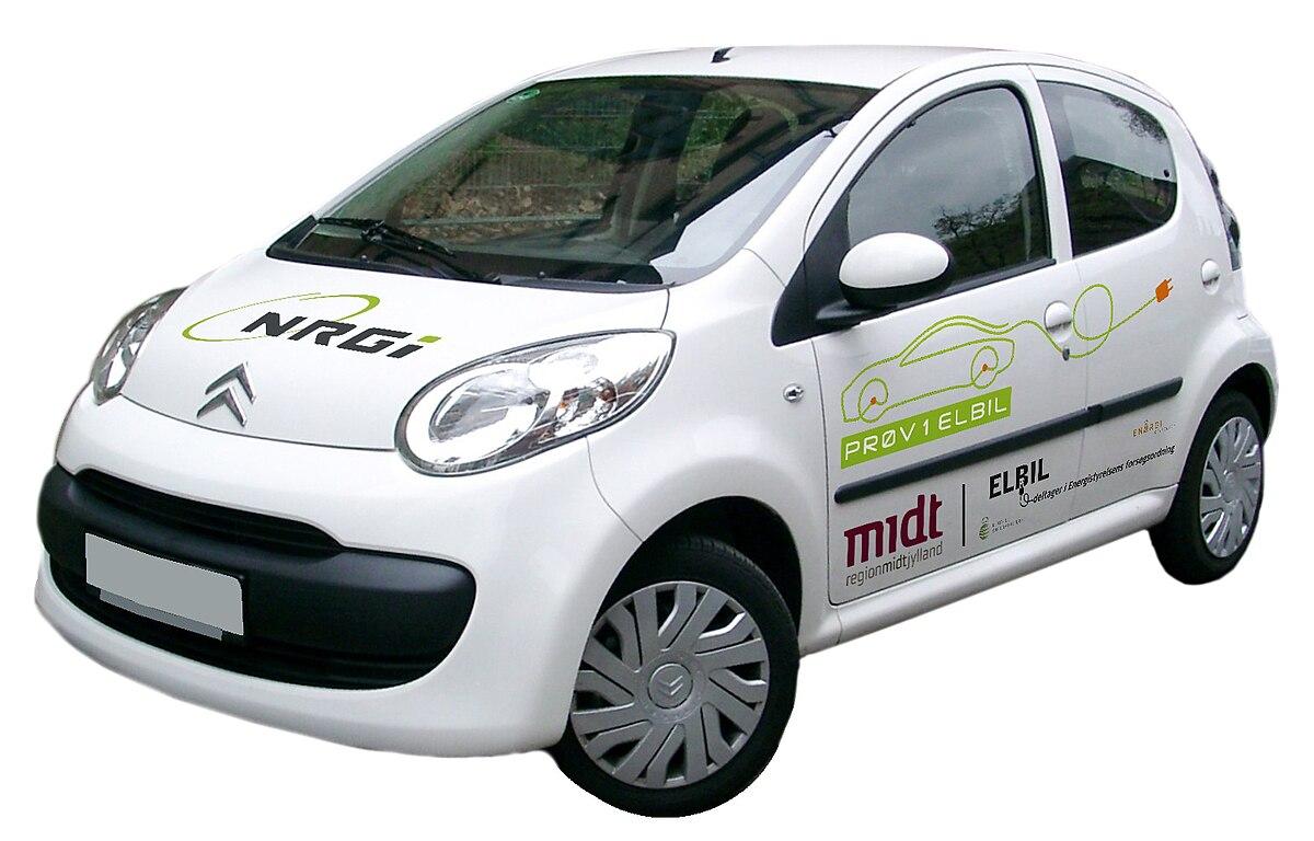 Electric Car Battery Internal Resistance