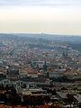 Prague Panorama 2 View from Žižkov Television Tower.jpg