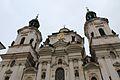 Prague Praha 2014 Holmstad St. nikolai-kirken.JPG