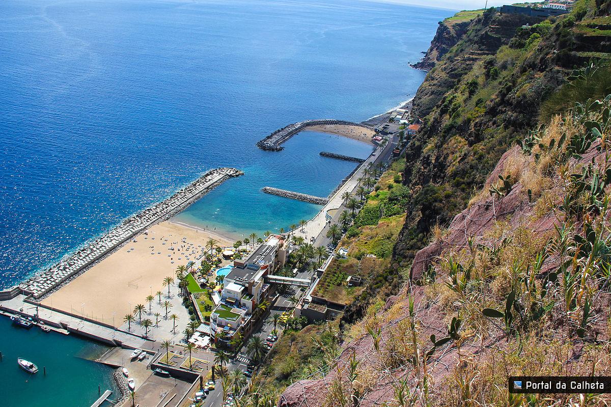 Calheta, Madeira - Wikipedia