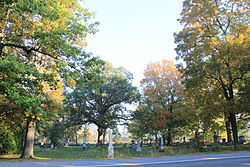 File:Pray Cemetery Superior Township Michigan.JPG. By: User:Dwight Burdette|Dwight Burdette