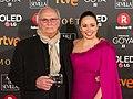 Premios Goya 2018 - Carlos Saura y Ana Saura 02.jpg