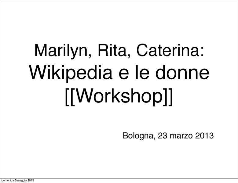 File:Presentazione Workshop Wikidonne.pdf