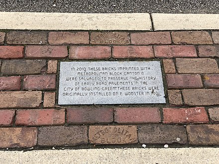 Bricks manufactured in Canton Preserved wooster street.jpg