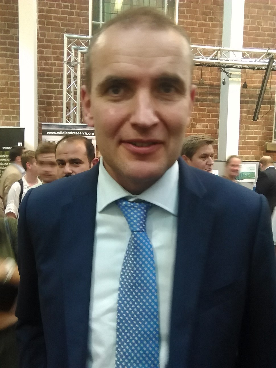 President Gudni Thorlacius Johannesson September 2016