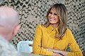 President Trump the First Lady Visit Troops in Iraq (31562952867).jpg