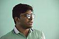 Probuddho Ganguly - Wikimedia Meetup - AMPS - Kolkata 2017-04-23 6758.JPG