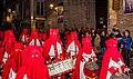 Procesión de la Coronación de Espinas y La Verónica en Jueves Santo, Calatayud, España, 2018-03-28, DD 21.jpg