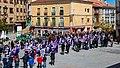 Procesión del Santo Entierro del Viernes Santo, Ágreda, Soria, España, 2018-03-29, DD 04.jpg