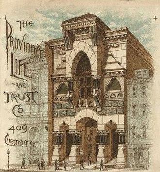 1879 in architecture - Philadelphia