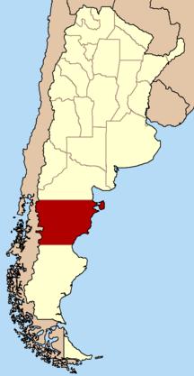 Chubutin maakunta
