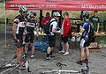 Przełęcz Jugowska Sudety MTB Challenge 2011 Bardo Głuszyca stage 4 3p.jpg