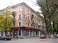 Pskov. Residential house . 1952-53. Octyabrsky pr. 40.JPG