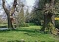Public Footpath through Garden, near Wrottesley Hall - geograph.org.uk - 385994.jpg