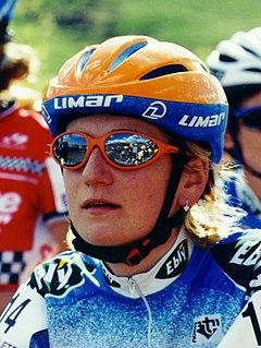 Edita Pučinskaitė Lithuanian cyclist