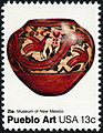Pueblo Pottery Zia Pot 13c 1977 issue U.S. stamp.jpg