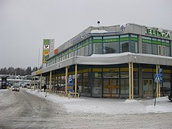 Puotinharju shopping center