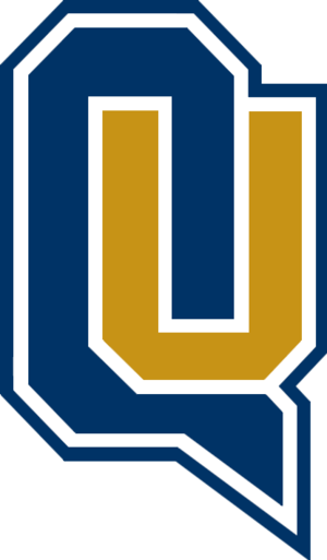 Quinnipiac Bobcats men's basketball - Image: QU wordmark