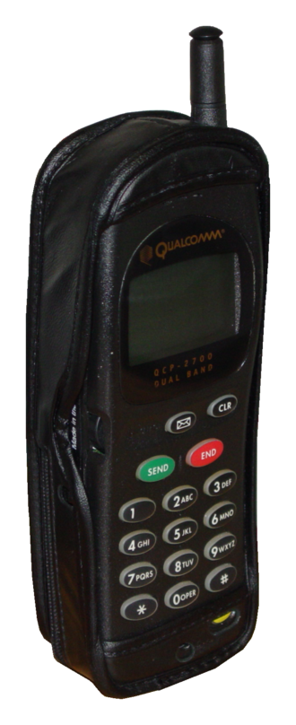 Qualcomm - Qualcomm dual-band mobile phone