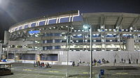 Qualcomm Stadium after 2009 Poinsettia Bowl.JPG