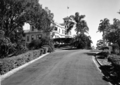 Queensland State Archives 1477 View of Government House along main drive 11 May 1950.png