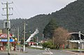 Queenstown WCWR in 2006 south of station.jpg