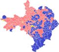 Résultats 2nd tour de la présidentielle 2012 dans le Gard.png