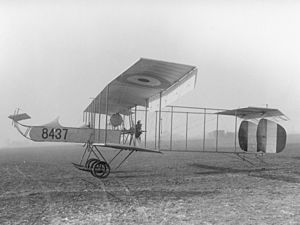 Short S.38 - A Norman Thompson Flight Company-built aircraft with modified landing gear, delivered in 1916