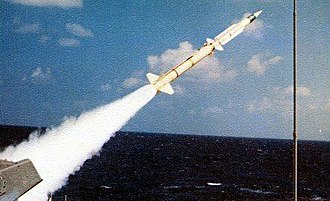 Timex Group USA - Navy Terrier missile is controlled in flight through the stabilization system, provided by the U. S. Time-manufactured gyro