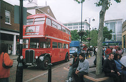 RT bus outside Uxbridge station.jpg
