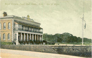 RVYC, Ryde, 1909.png
