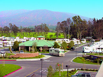Pechanga Resort & Casino - Pechanga RV park