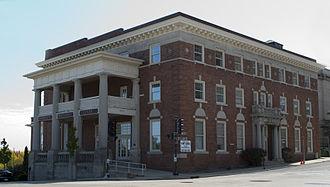 Edmund Bailey Funston - Racine Elks Club, Lodge No. 252 at 601 Lake Avenue in Racine, Wisconsin