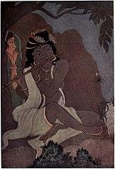 Rādhā and Krishna