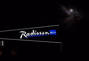 Radisson Blu - Radisson Blu in Ljubljana, Slovenia.