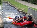 Rafting al Parc Olímpic del Segre - 2014 - 01.JPG