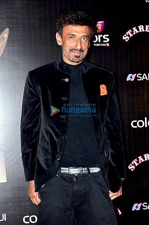 Rahul Dev - Rahul at the red carpet of Stardust Awards