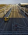Rail and road, Milton Keynes - geograph.org.uk - 1758636.jpg