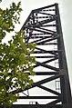 Railroad Bridge in the Cleveland Flats (9231310379).jpg