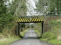 Railway bridge over Lower Road - geograph.org.uk - 1050037.jpg