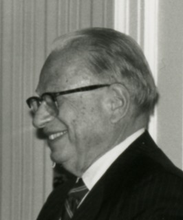 Ralph Landau Chemical engineer and entrepreneur, economist