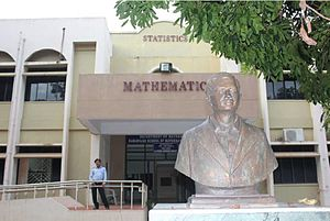 Pondicherry University - Ramanujan School of Mathematical Sciences