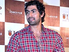 Rana Daggubati at Louis Philippe Speed challenge.jpg