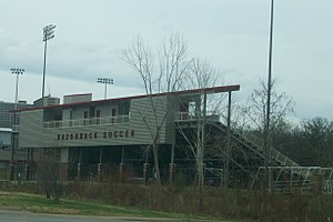 Arkansas Razorbacks - Razorback Soccer Stadium
