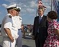 Reception with Ambassador Pyatt Aboard USS ROSS, July 24, 2016 (27967956113).jpg