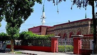 Lal Masjid, Islamabad - Image: Red Mosque Islamabad 1