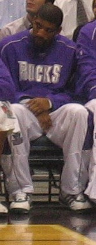 Reece Gaines - Gaines in 2005.