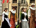 Reenactment of the entry of Casimir IV Jagiellon to Gdańsk during III World Gdańsk Reunion - 017.jpg