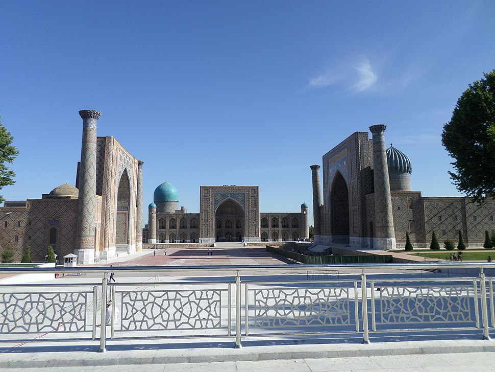 Registan square2014