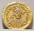 Regno dei goti, teodorico e atalarico, emissione aurea, 518-526+526-527, 01.JPG